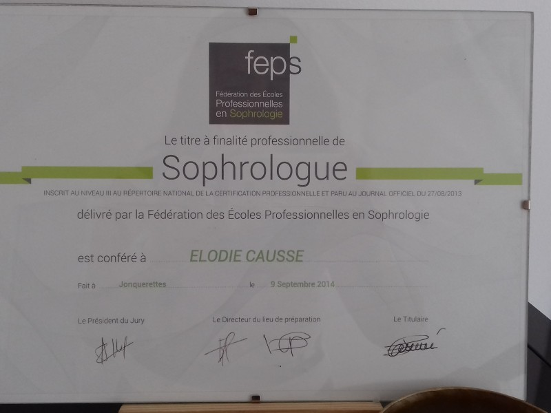 Sophrologue